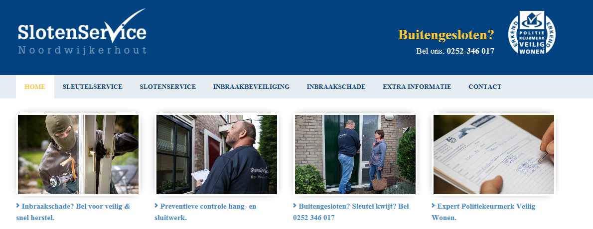 website kop slotenservice