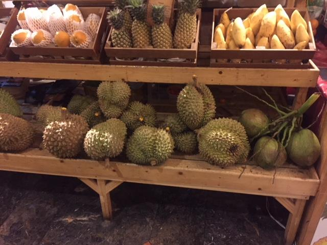 durian thais fruit