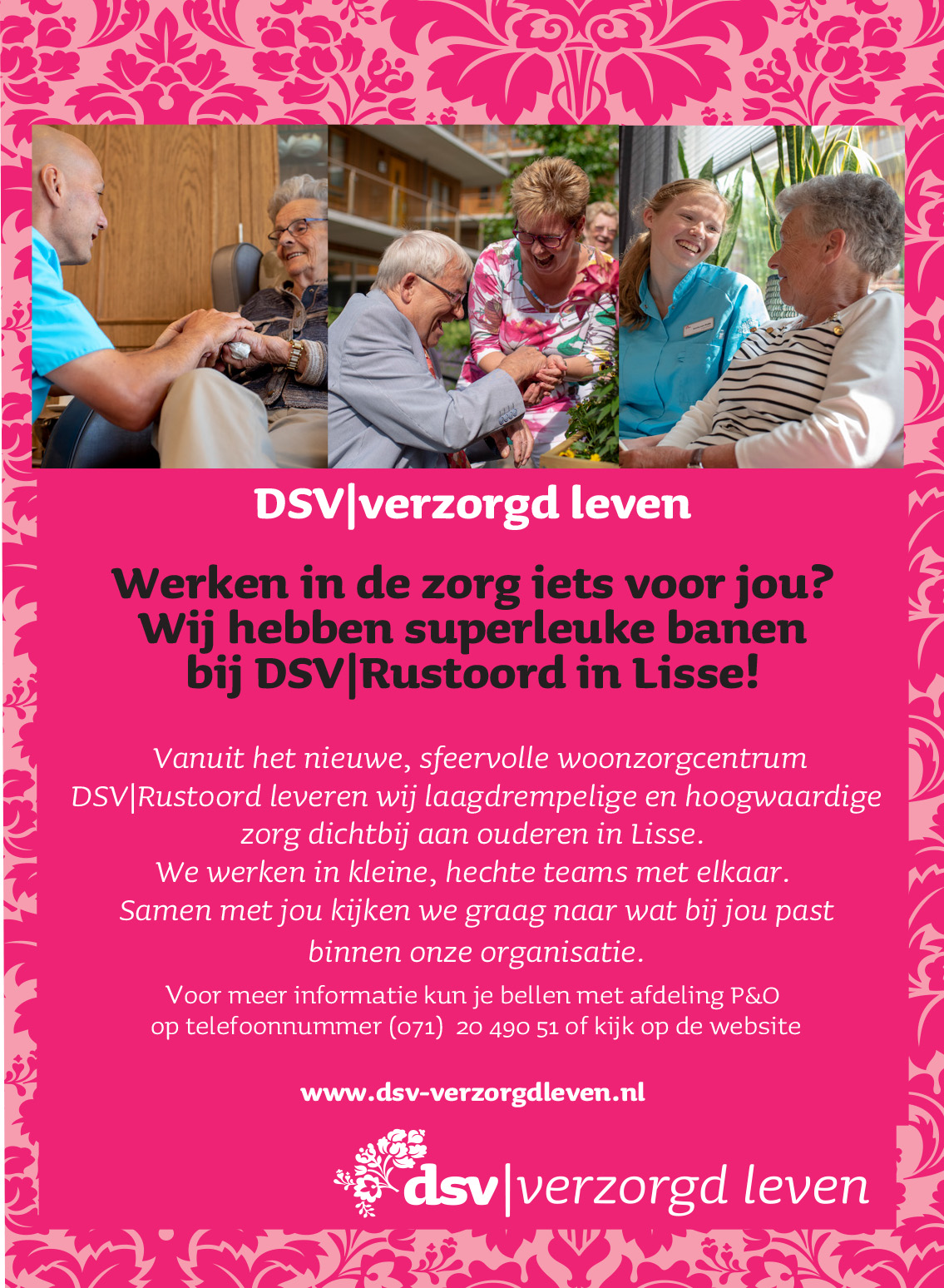 dsv advertentie 2019
