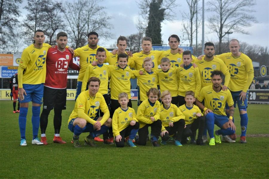 FC Lisse – SteDoCo 0-3. (+video)